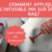 infusible ink français