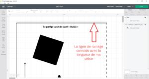 mesure dans le design space